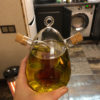 Oil and Vinegar Bottle Container