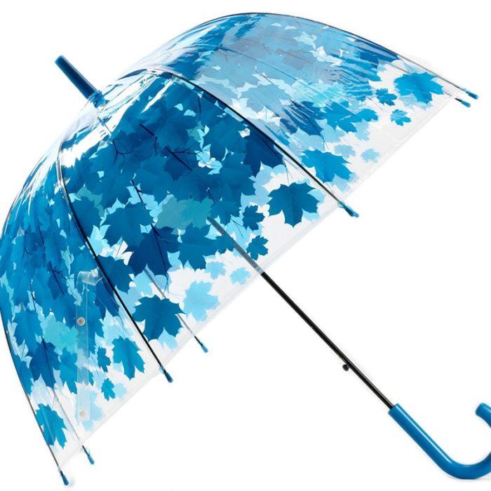 Bubble Umbrella Clear PVC Material