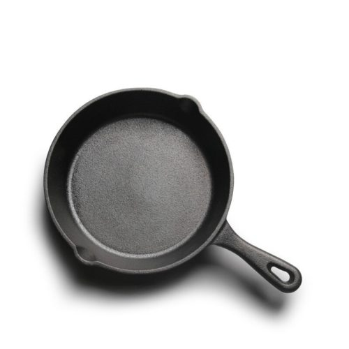 Cast Iron Frying Pan Non-Stick Pan