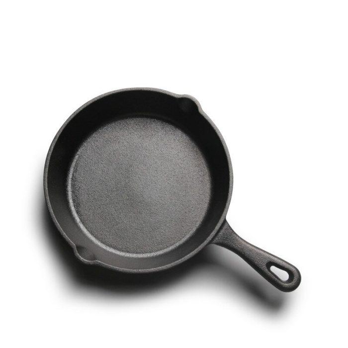 Cast Iron Frying Pan Non-Stick Pan