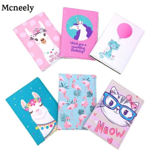 Cute Passport Holder Girls Passport Cover