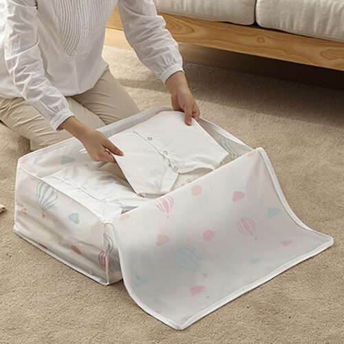 Blanket Storage Bag Foldable Organizer