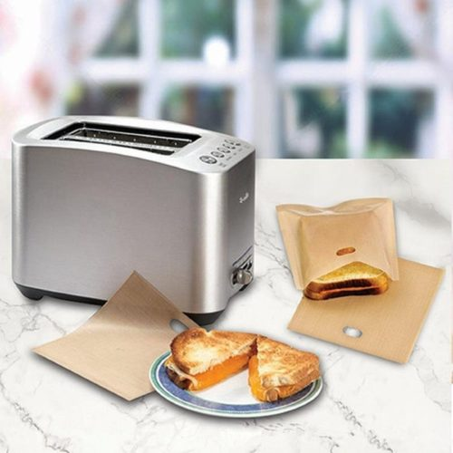 Grilled Cheese Toaster Bags 2PCS Set