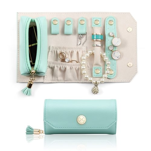 Jewelry Travel Pouch Organizer