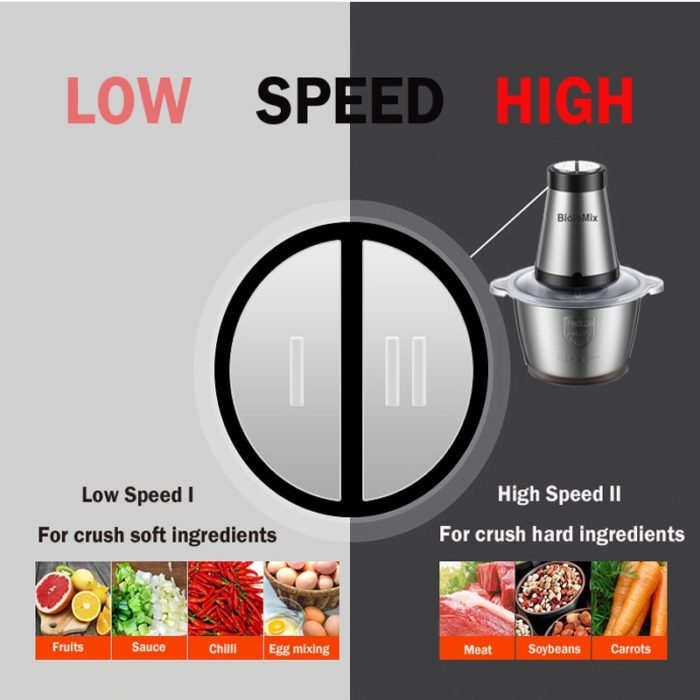 Meat Grinder Machine Food Processor