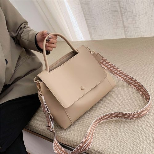 Leather Bag For Women Elegant Handbag