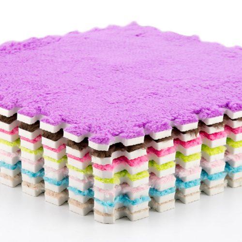 Soft Jigsaw Puzzle Floor Mat
