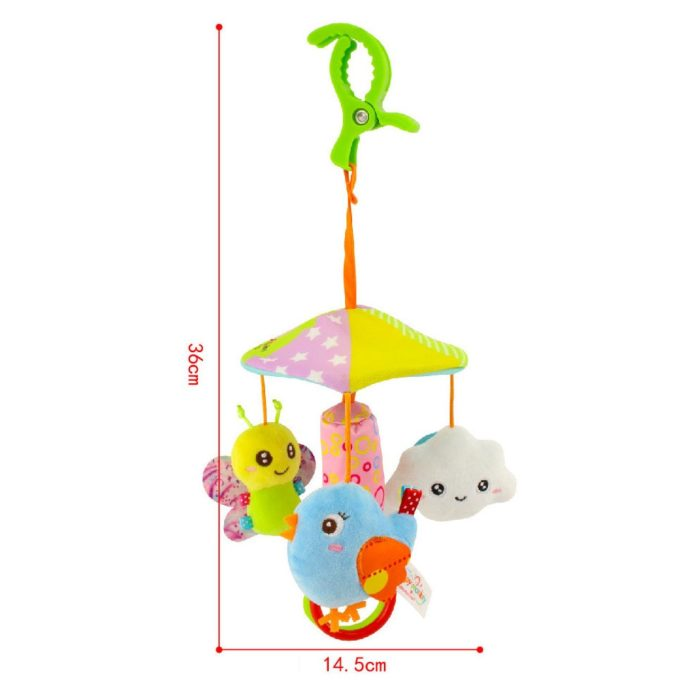 Baby Crib Mobile Plush Toys