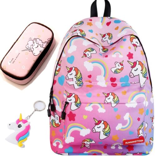 Unicorn School Bag Backpack