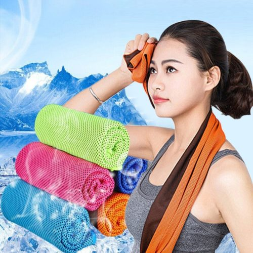 Cold Towel Fast-Drying Sports Towel