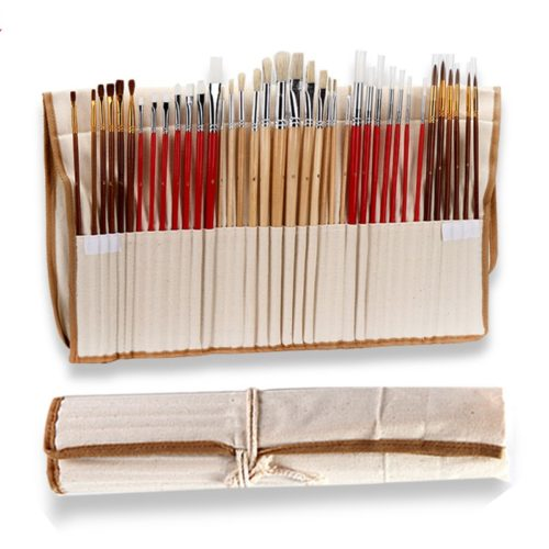 Synthetic Paint Brush 38PCS Set