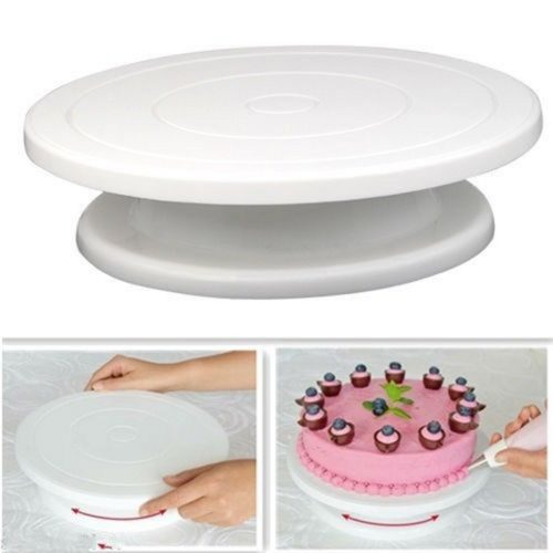 Cake Decorating Stand Baking Turntable