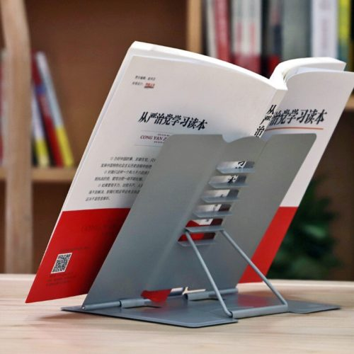 Book Holder For Reading Adjustable Book Stand