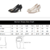 Pump Shoes For Women Party Footwear