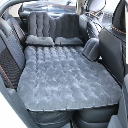 Inflatable Backseat Mattress Travel Bed