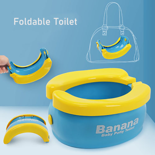 Kids Portable Potty Travel Toilet