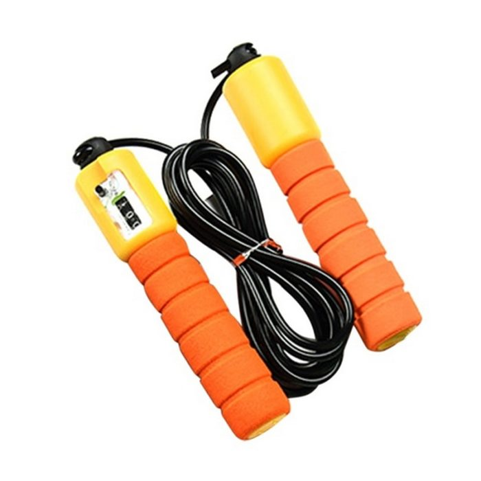 Skipping Rope with Counter Exercise Tool