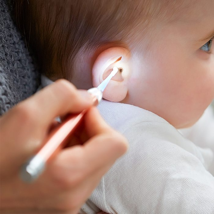 Baby Ear Cleaner with LED Flashlight