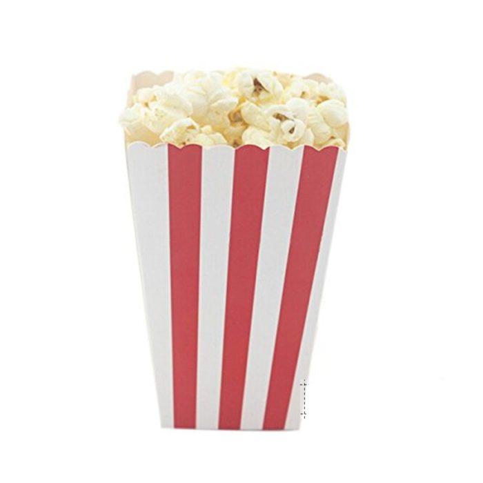 Popcorn Containers Popcorn Boxes (12pcs)