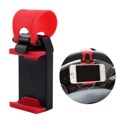 Steering Wheel Phone Holder Universal Clip