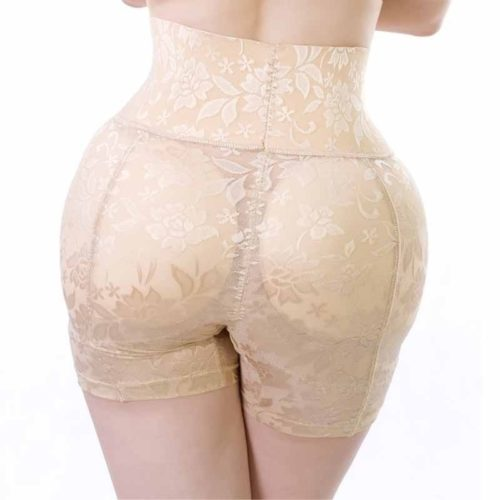 Padded Bum Pants Seamless Butt Shaper