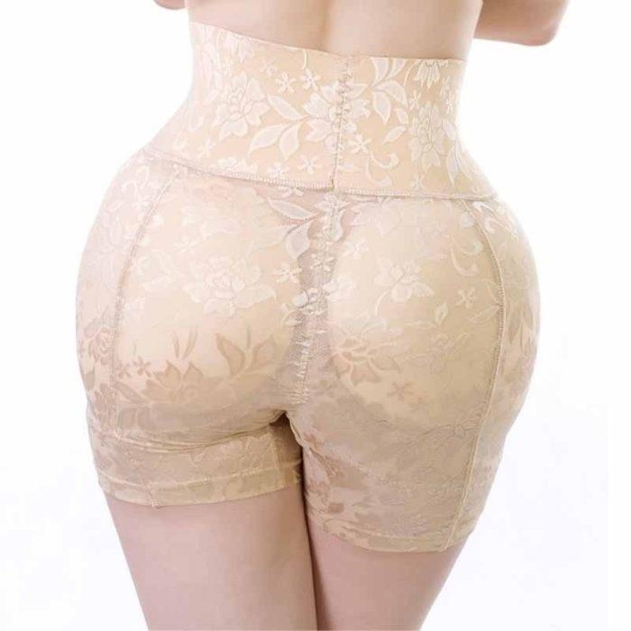 Padded Bum Pants Seamless Butt Shaper