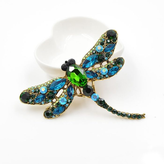 Dragonfly Brooch Fashionable Ornament