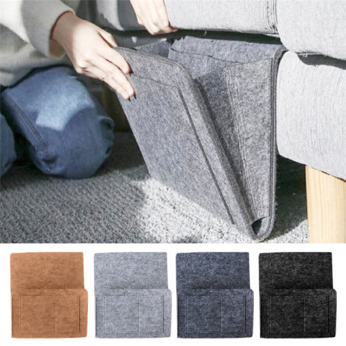 Bedside Storage Felt Holder Bag