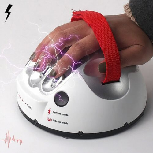 Shock Lie Detector Party Game Toy