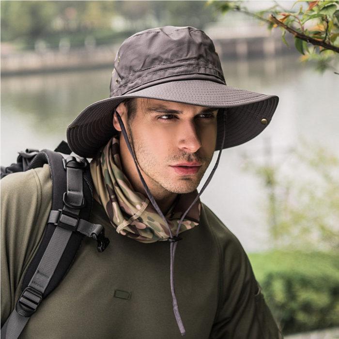 Boonie Hat Men's Bucket Cap