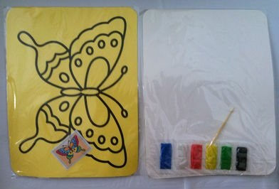 Sand Art Kit 100PCS DIY Set