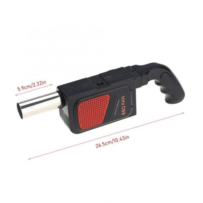 BBQ Fan Portable Handheld Blower