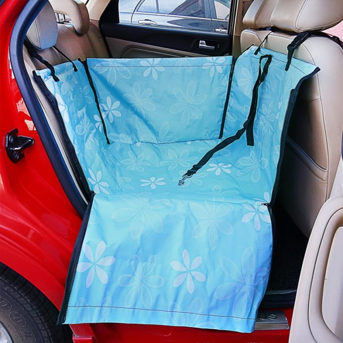Back Seat Dog Cover Car Pet Hammock