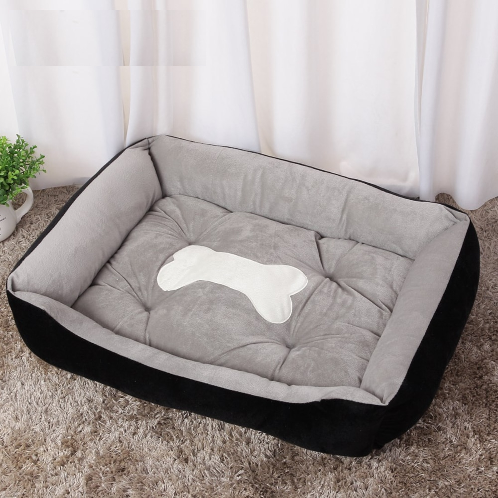 Washable Dog Bed Non Slip Cushion