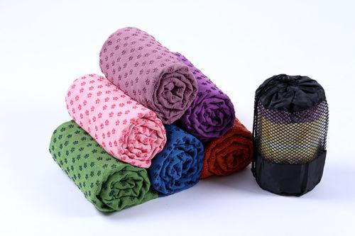 Yoga Mat Towel Microfiber Mat Cover