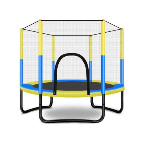 Kids Indoor Trampoline with Net