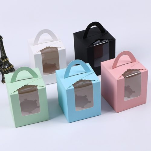 Mini Cupcake Boxes 20PCS Containers