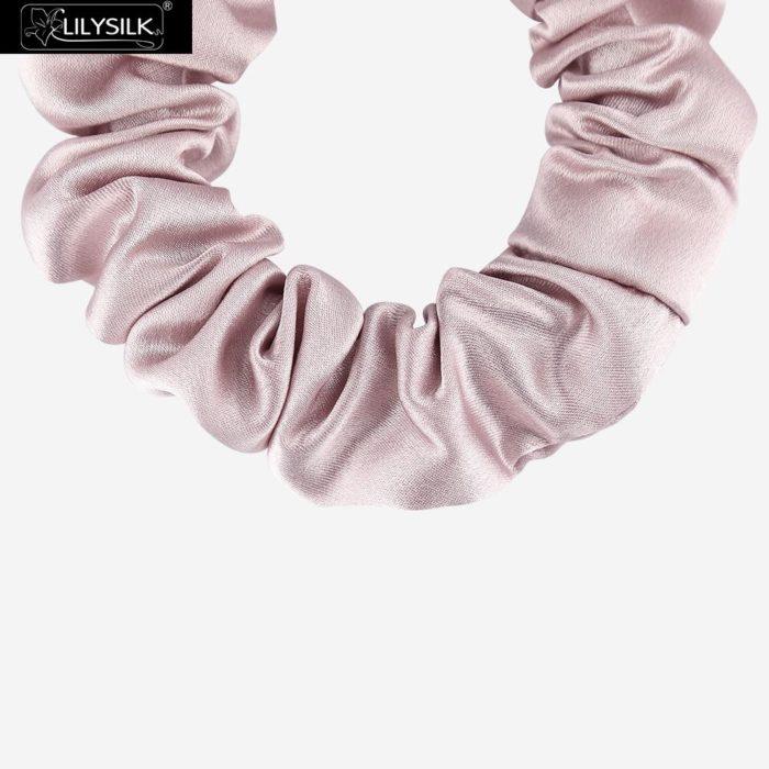 Silk Scrunchies Hair Accessories (5pcs)