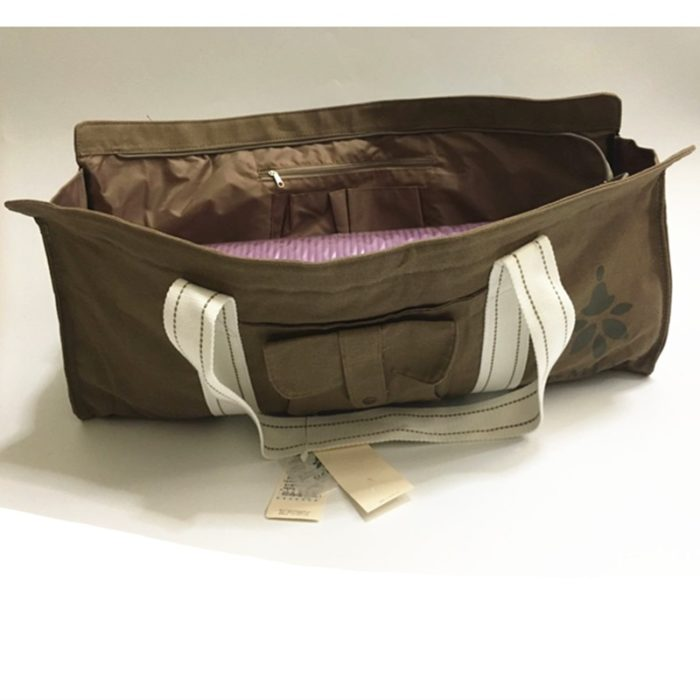 Yoga Mat Carrier Canvas Bag