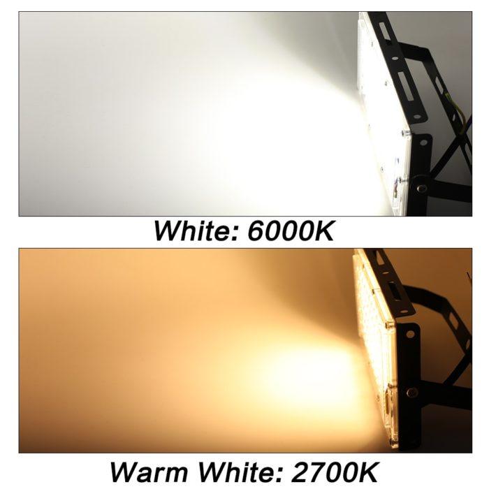 Outdoor LED Flood Light Weatherproof Lamp