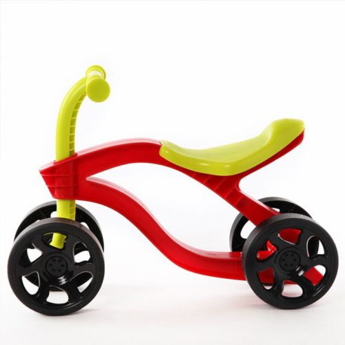 4 Wheel Toddler Bike Kids Ride