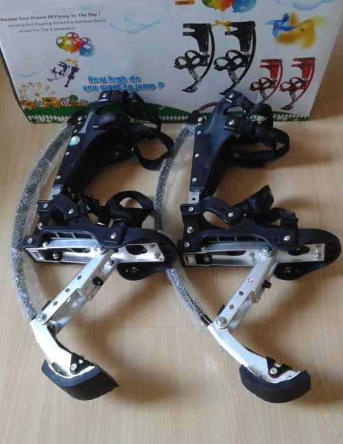 Jumping Stilts Aluminum Sports Gear