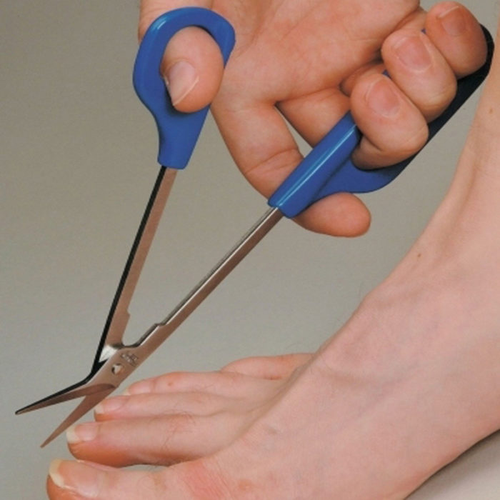 Toenail Scissors Long Handle Clippers