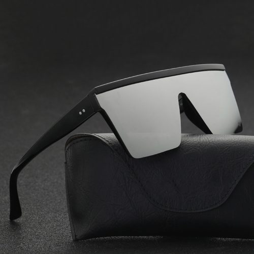 Flat Top Sunglasses Square Shades