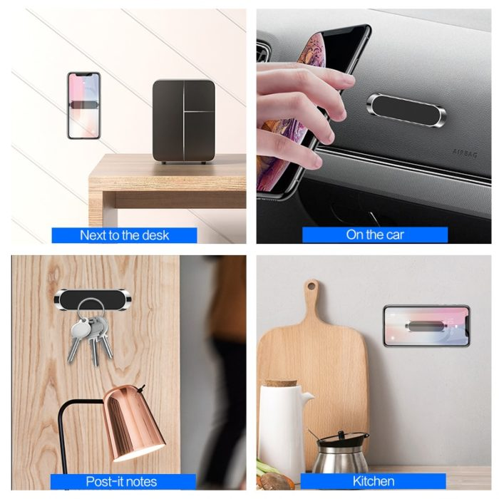 Magnetic Cell Phone Holder For Car Dashboard