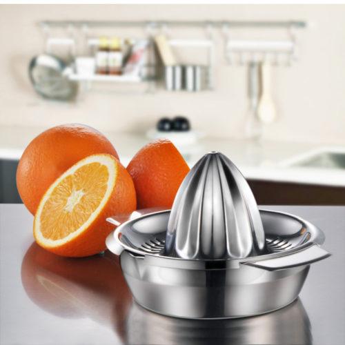 Manual Citrus Juicer Hand Press Tool