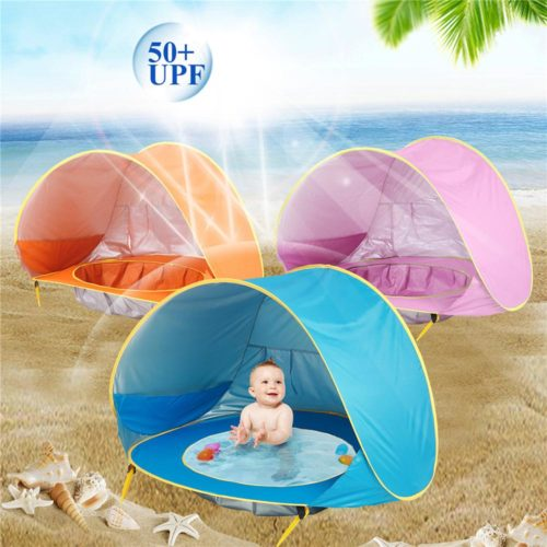 Baby Beach Tent Portable Pop-Up