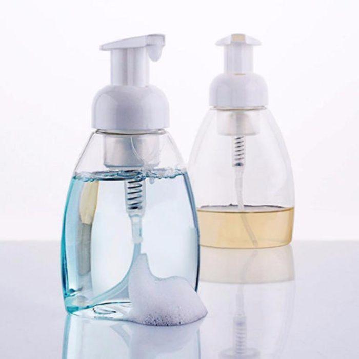 250ml Plastic Soap Dispenser Pump Bottle