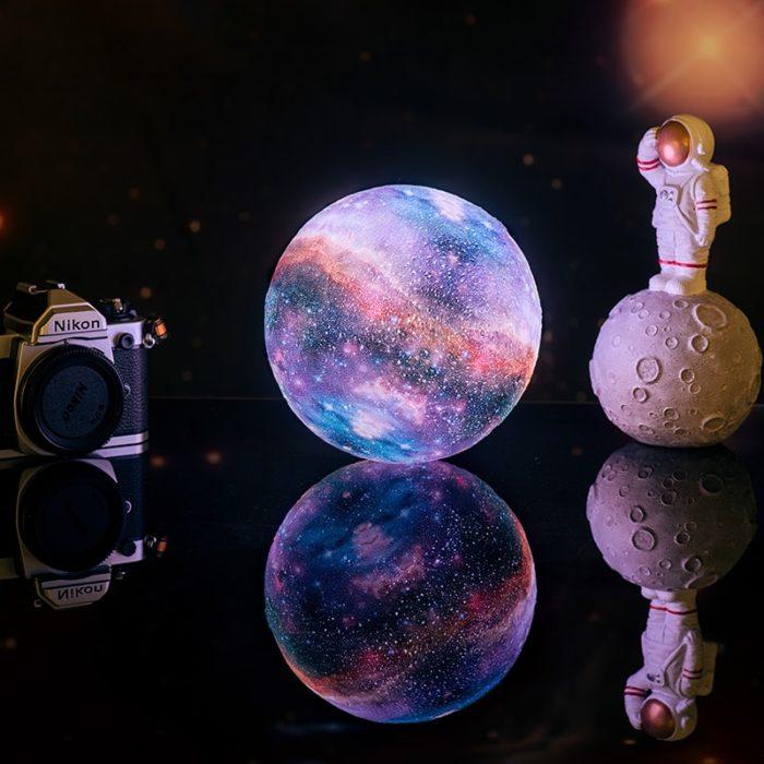 Galaxy Night Light Decorative Lamp