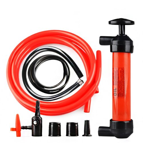 Fluid Transfer Pump Gas Siphon